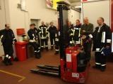 Förderverein kauft Elektrohubwagen