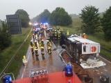 Schwerer Unfall auf der B 456